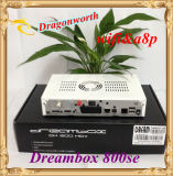 Dreambox Dm800HD Se with WiFi and Original SIM A8p Security Card Rev D6 and Rev D11 (Flash with the original software)