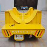 Battery Powered Industry Use Electric Transfer Car for Steel Coil (KPX-20T)