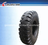 Bias Tires with E4 Pattern 24.00-33, 18.00-25