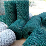 Hot Sale PVC Hex Fencing Wire Mesh