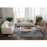 Mediterranean Fabric Living Room Sofa