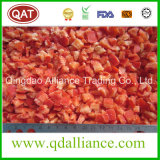 IQF Frozen Blanched Red Pepper Dices