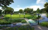 Bridgelux LED Light LED Solar Garden Light Garden