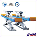 Wheel Alignment Scissor Lift with Built in Lifting Shl-Y-J-40c