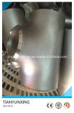 B16.9 Seamless Stainless Wp304/304L Steel Reducer Tee
