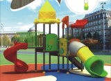 2015 Hot Selling Outdoor Playground Slide with GS and TUV Certificate (QQ14025-1)