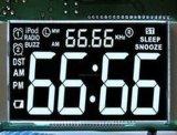 Stn LCD Display Round Sharpe 4 Digit