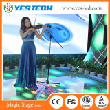 RGB Rental Play Video New LED Display Dance Floor (Yestech Magic Stage P5.9mm)
