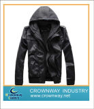 Men′s Fashion and Hot Selling PU Jacket / Leather Jacket