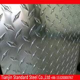 1050 1100 3003 Aluminum Tread Diamond Plate