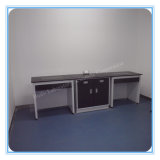 MDF Panel Wooden Laboratory Side Bench