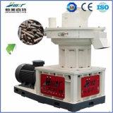 Automatic 1-2tph Wood Pelletizing Equipment to Make Pellet Fuel