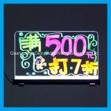 Flashing Electronic Desktopled LED Writing Display Board