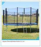 Upper Bounce Trampoline Enclosure Safety Net Fits for 8-Feet Round Frames Using7