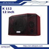 Popular Single 12′′ Audio Equipment Karaoke System Professional Loud Speaker (K 112)