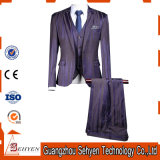 Peak Lapel Wool One Buttons Business Suit