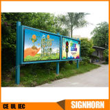 Scrolling LED Advertising Board