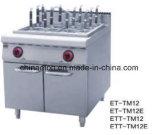 Gas Pasta Cooker with Cabinet ETT-TM12