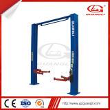 China Factory Supply Garage Equipment 2 Gantry Post Hydraulic Car Lift (GL-4.5-2F1)