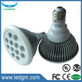 12W/24W LED PAR38 Lamp Bulb with with Finned Housing