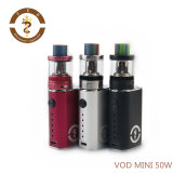 Fast Delivery Mini Kit 50W Tank Vaporizer E Cigarette Box Mod with 0.2ohm Vaporizer