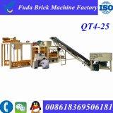 High Quality Selling Well Semi Automatic Block Molding Machine