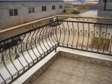 Exquisite Wrought Iron Fence Series (Balcony Fence)