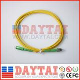 High Quality Sc/APC-FC/APC Optical Fiber Patch Cord