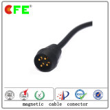 Waterproof Magnetic Cable Power Connector