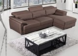 Latest Modern Fabric Sofa Set with Chaise