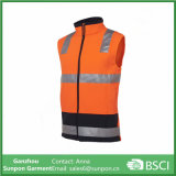 High Visibility Unisex safety Vest with Reflective Tape