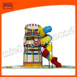 Mich New Design Popular Indoor Soft Play Area with Spider Tower