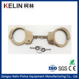 Hc-042W Carbon Steel Handcuff with Nickel Plated