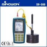 Color Screen Ultrasonic Leeb Portable Hardness Measurement Instrument