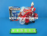 Baby Toy Plastic Toys B/O Motorcycle (945113)
