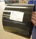Radiation Cross Linked Fiber Reinforced 3 Layer Heat Shrinkable Sleeve for Corrugated and Spiral Drainage Pipe Joint
