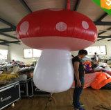 Advertising Inflatable Backapck Mushroom Model for Sale