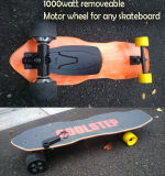 Two 2 Motor Electric Skate Board Skateboard