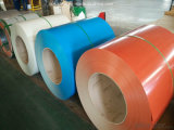 Prepainted Aluzinc Coil /Color Zincalume Coiled Steel Sheet