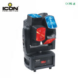 4in1 Pixel Hot Wheel- World Dual Axis Moving Head Light