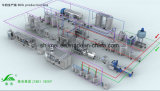 Complete Pasteurized Milk Production Line Machinery/Milk Machine