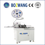 Full Automatic Single End Terminal Crimping and Tinning Machine with 4wires