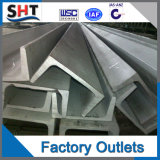 Ss304 Stainless Steel Channel Bar with Hot Rolled (CZ-C51)