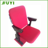 Jy-308 Modern Used Theater Chair Wooden Armrest Chairs Seats