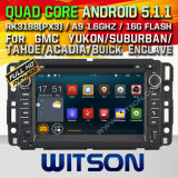 Witson Android 5.1 Car DVD for Gmc: 2007-2010 (W2-F9972G)