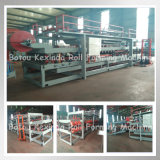 Roof and Wall Panel Tiles Sandwich Forming Machine Line