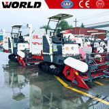 Hydraulic Gear Box 4lz-4.0e Whole-Feeding Wheat Rice Combine Harvester