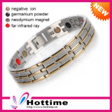 High Quality Germanium Magnetic Bracelet Jewelry (CP-JS-BL-351)