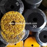 Wd-15 Superabrasive Metal Wet Dry Concrete Diamond Floor Polishing Pad
