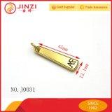 Small Size Shiny Zinc Alloy Zip Puller